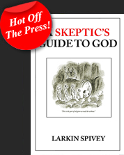 Hot Off The Press! A Skeptic's Guide to God